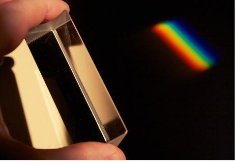 Taller de experimentos: 17 de diciembre trabajaremos la óptica. ¡Apúntate!