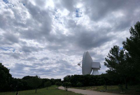 Visita al Observatorio de Yebes