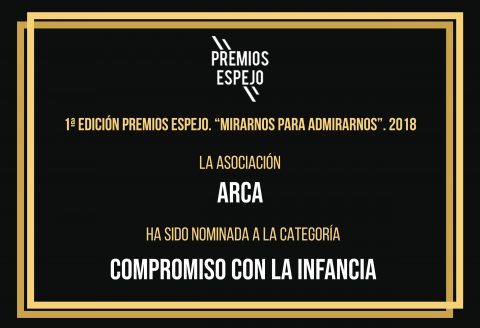 Nominación a los Premios Espejo