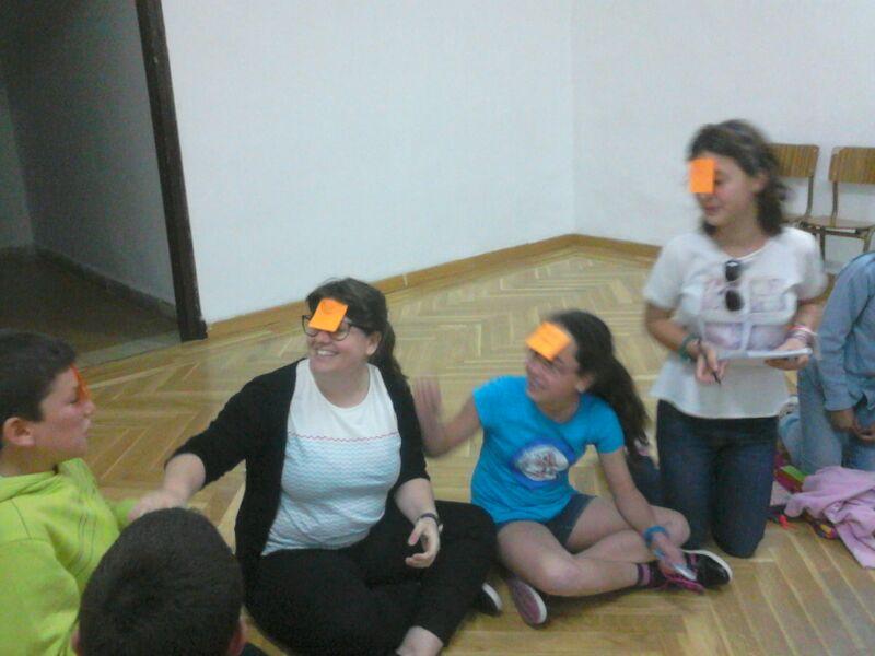 Juego de roles: ¡identifícate! 8-) #SueñosArca