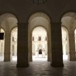 Patio interior del Monasterio de Uclés | Foto: José González
