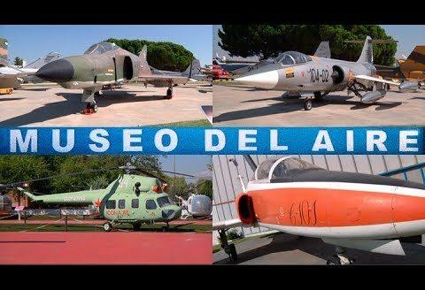 El sábado 8 de febrero visitamos el Museo del Aire